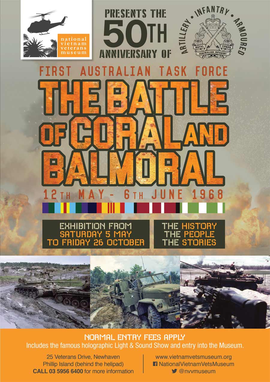 The Battle of Coral and Balmoral
